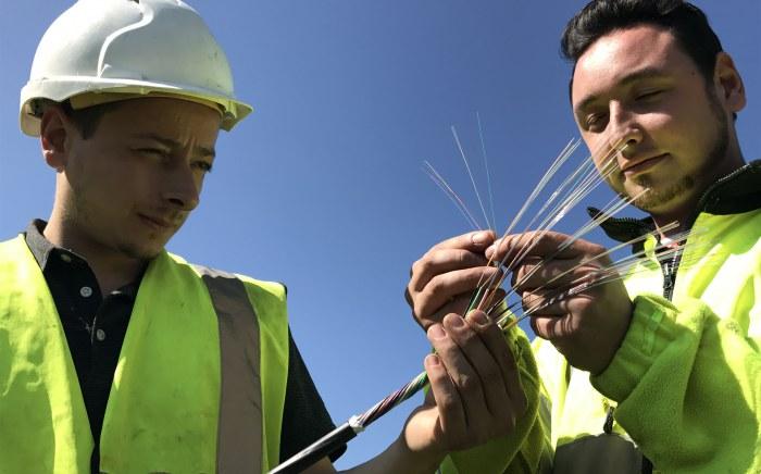 fibre optique en normandie par aznetwork