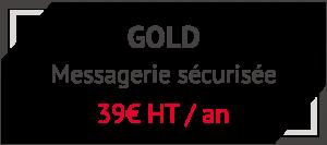 AZNETWORK - Offre Messagerie cryptée Gold