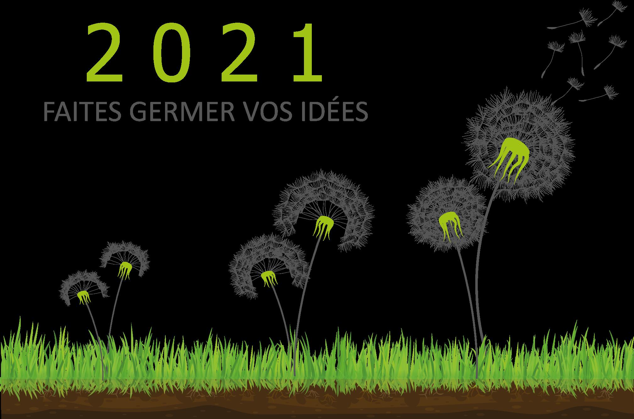AZNETWORK - Bonne année 2021