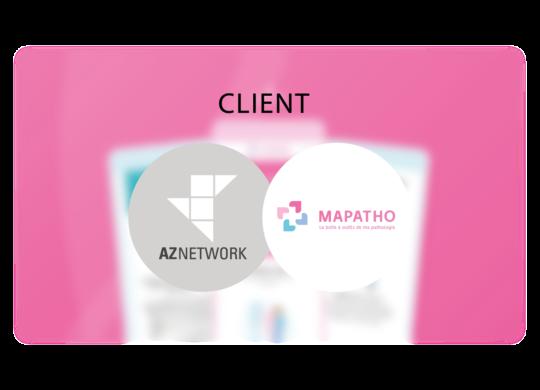 AZNETWORK - Témoignage Client MaPatho