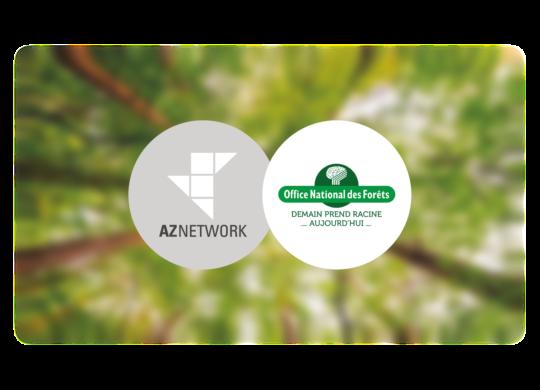 Programme AZGREEN : AZNETWORK - ONF projet de plantation